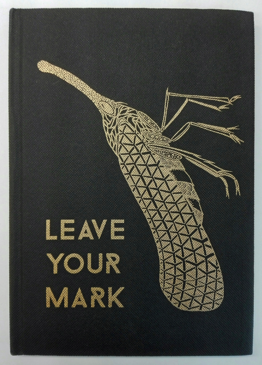 Notebook - Leave your mark
